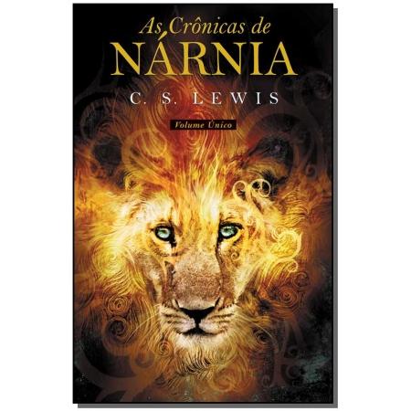 As cronicas de Narnia - volume unico