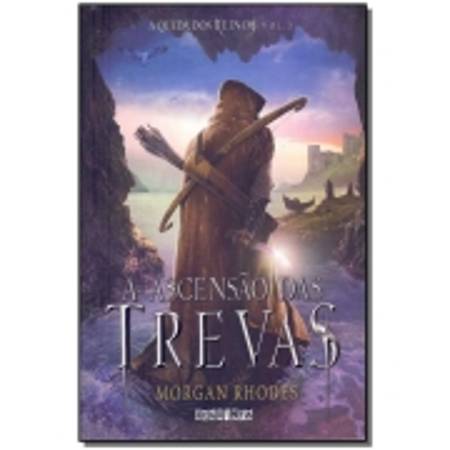 Ascensao Das Trevas, A - Queda Dos Reinos - Vol.3