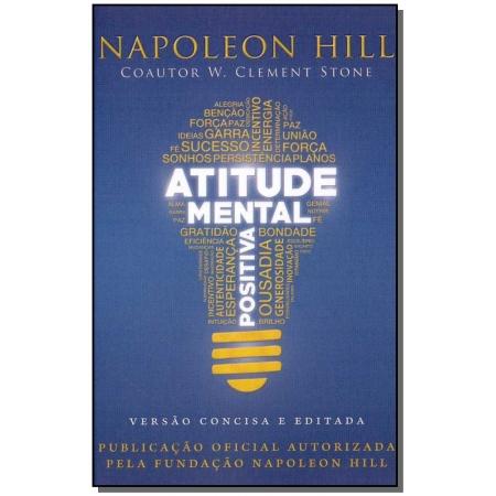 Atitude Mental Positiva - (Bolso)