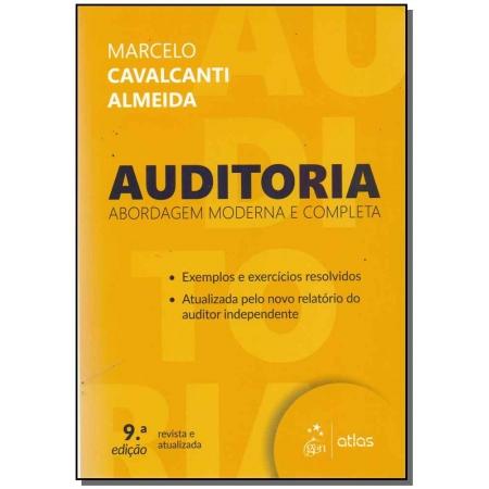 Auditoria - Abordagem Moderna e Completa 09/17