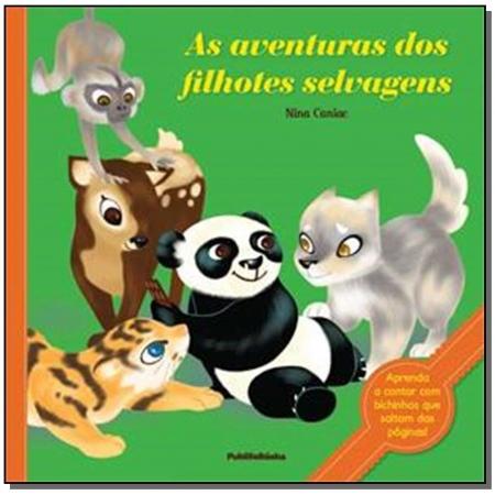 Aventuras Dos Filhotes Selvagens, As