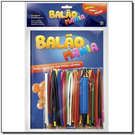 Balãomania (Eco) - Kit c 01Unid