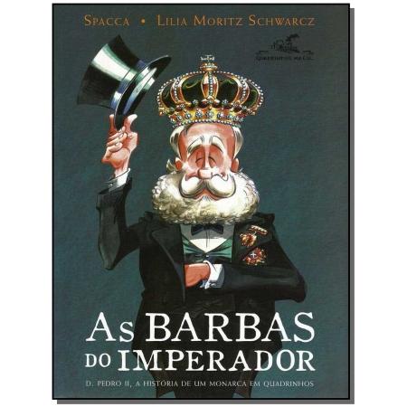 Barbas Do Imperador, As - Quadrinhos