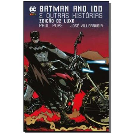 Batman Ano 100 e Outras Histórias - Edição de Luxo