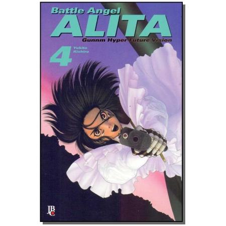 Battle Angel Alita - Vol. 4