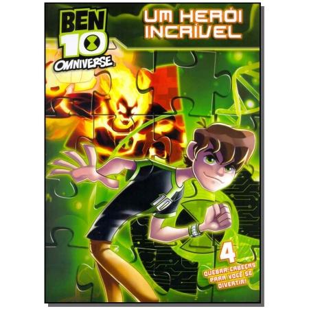 Ben 10 Omniverse - um Herói Incrível