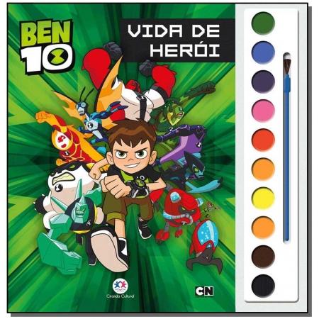 Ben 10 - Vida de Herói