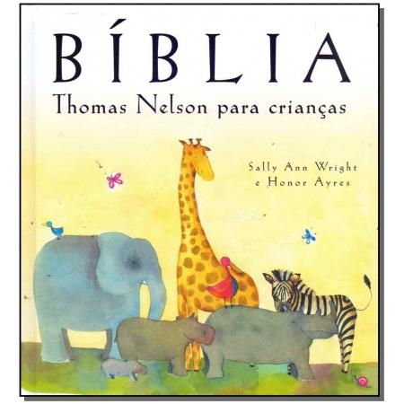 Bíblia - Thomas Nelson Para Crianças
