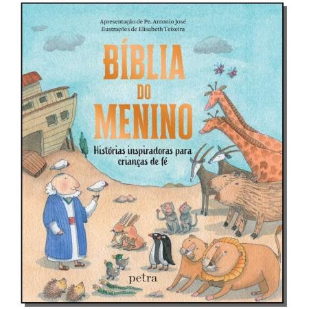 Bíbliadomenino -  História Inspiradoras Para Crianças de Fé