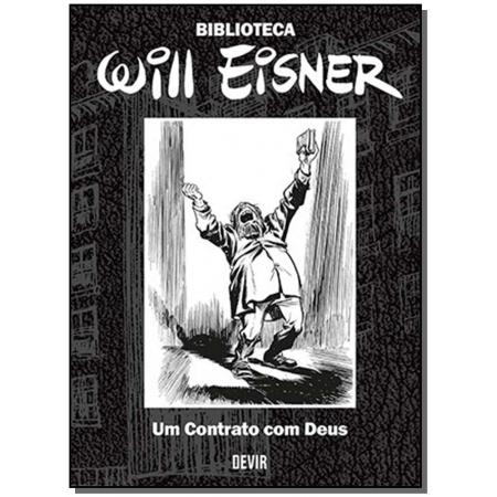 Biblioteca Eisner - Vol. 1 - Um Contrato Com Deus