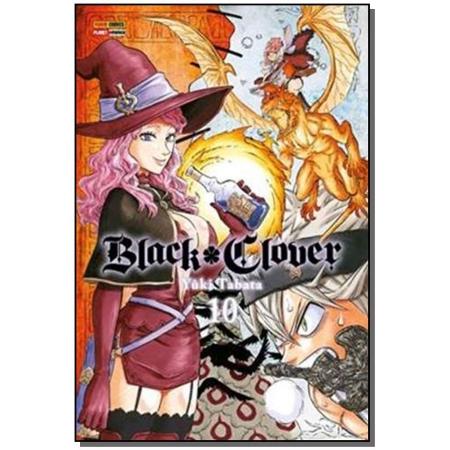 Black Clover - Volume 10