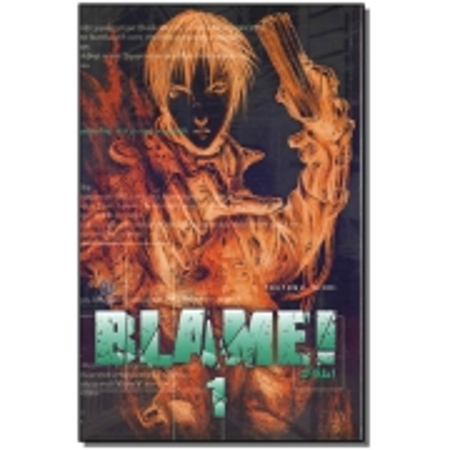 Blame! - Vol.01