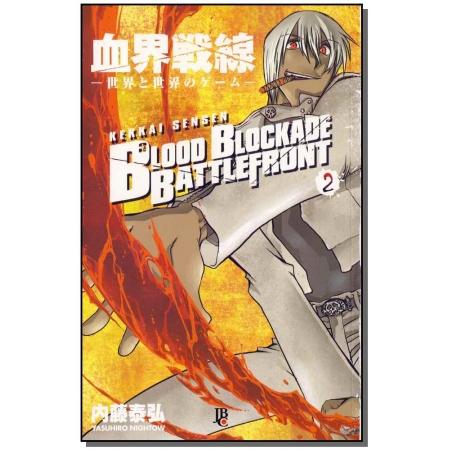 Blood Blockade Battlefront - Vol. 02
