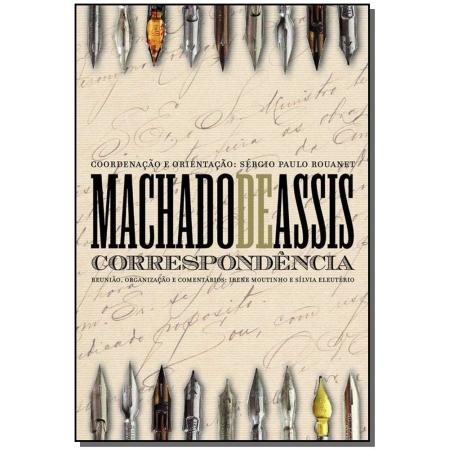 Box - Correspondência de Machado de Assis