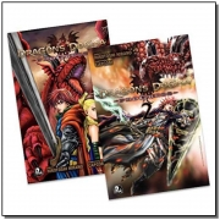 Box - Dragon's Dogma Progress - Vols. 01 e 02