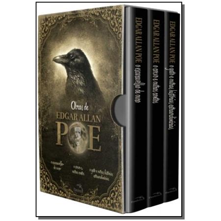 Box - Edgar Allan Poe : Histórias Extraordinárias