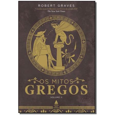 Box - Os Mitos Gregos