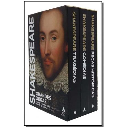 Box - Shakespeare Grandes Obras