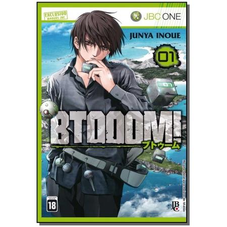 Btooom! - Vol. 01