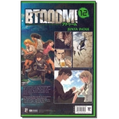 Btooom! - Vol. 12