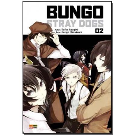 Bungo Stray Dogs - Vol. 02