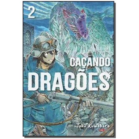 Caçando Dragões - Vol. 02