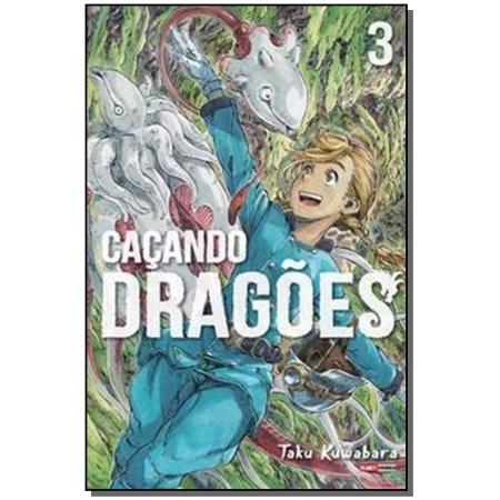 Caçando Dragões - Vol. 3