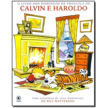Calvin e Haroldo - o Livro dos Domingos de Preguiça