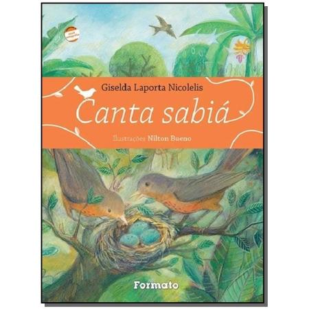 CANTA SABIÁ