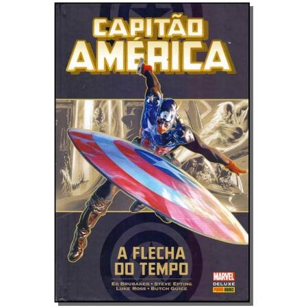 Capitão America - A Flecha Do Tempo
