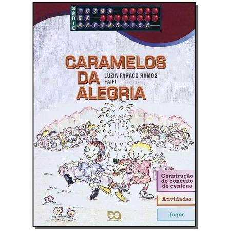 CARAMELOS DA ALEGRIA