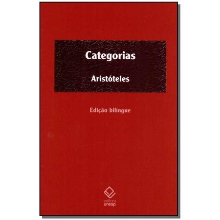 Categorias - (Edição Bilíngue)