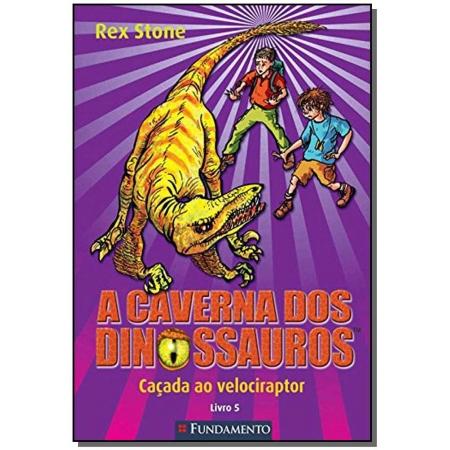 Caverna dos Dinossauros, A