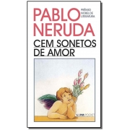 Cem Sonetos De Amor - Bolso