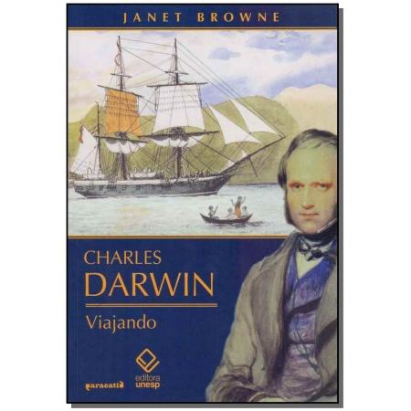 Charles Darwin: Viajando