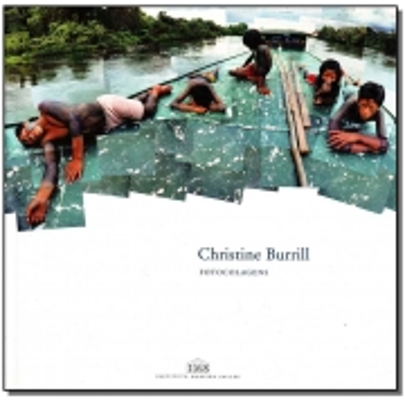 Christine Burrill - Fotocolagens