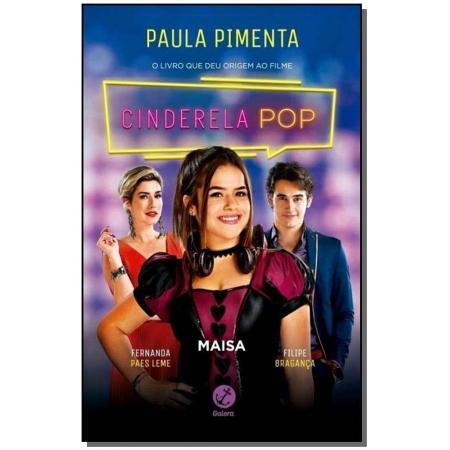 Cinderela Pop - (Capa do Filme)