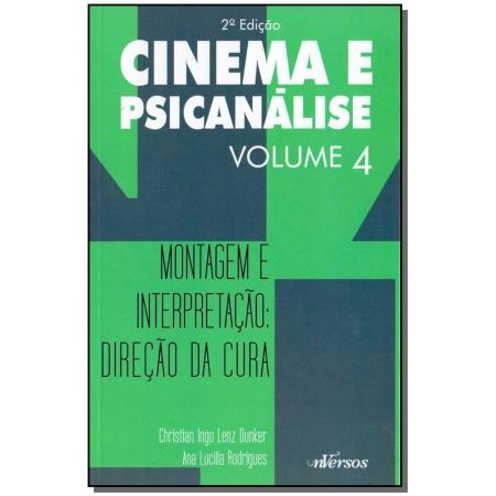 Cinema e Psicanálise - Vol.04 - 02Ed