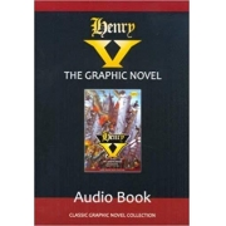 Classical Comics - Henry V - Audio Book - 01Ed/08