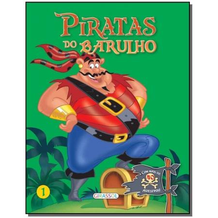 Col. Piratas Do Barulho - 4 Titulos