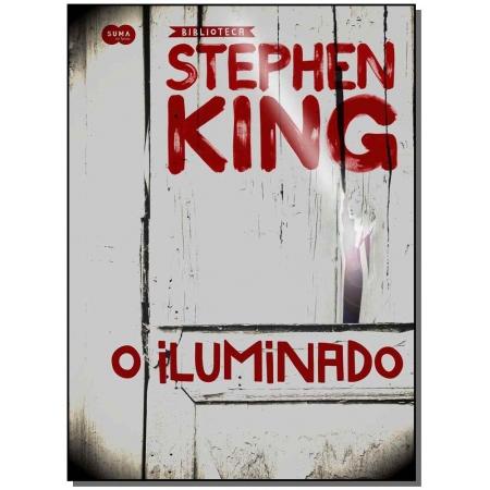 Coleção Biblioteca Stephen King - O Iluminado