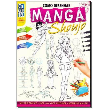 Como Desenhar - Manga
