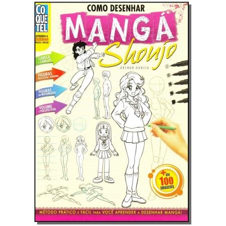 Como Desenhar Mangá Shoujo