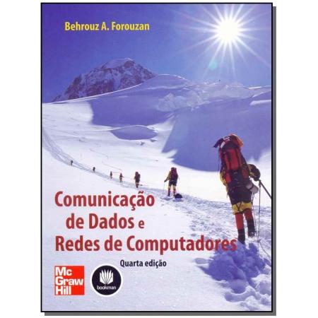 Comunicação de Dados e Redes e Computadores - 04Ed/08