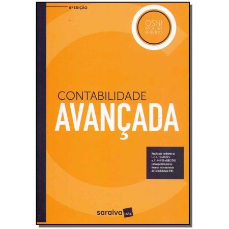 Contabilidade Avancada - 06Ed