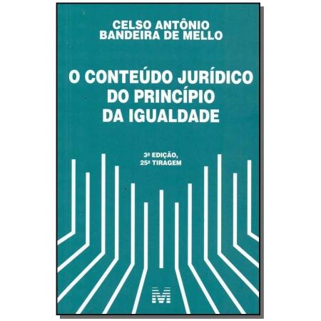Conteudo Juridico Princ. Igualdade - 03Ed-25tir/17