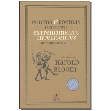 Contos e Poemas Para Crianças Extremamente Inteligentes de Todas as Idades - Vol. 03
