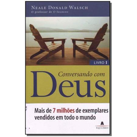 Conversando Com Deus - Livro I