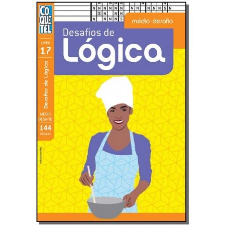 Coquetel - Desafios de Lógica - Médio Desafio - Livro 17