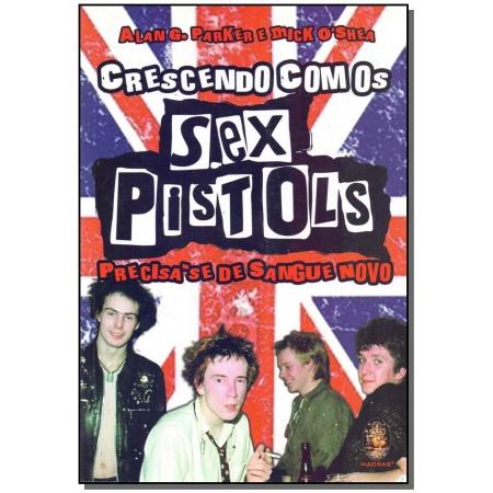 Crescendo Com Os Sex Pistols